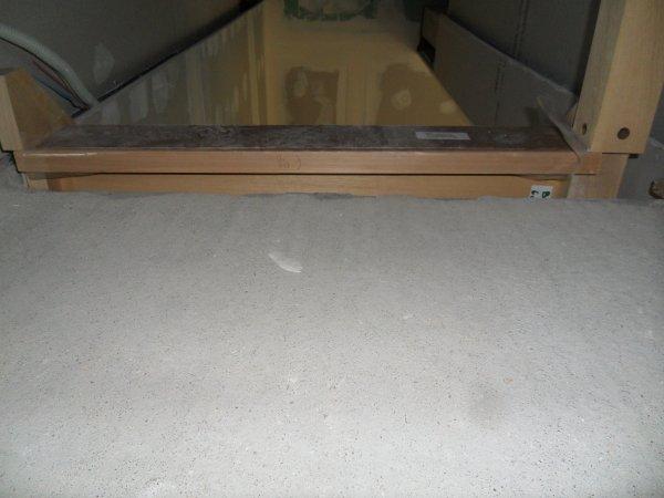 comment couper un escalier trop grand
