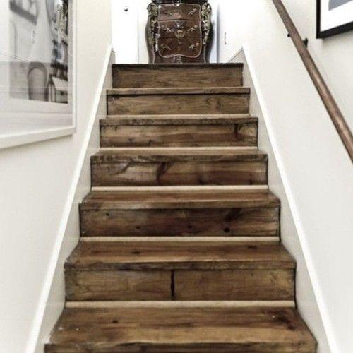 comment nettoyer un escalier en chene