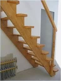 comment fabriquer un escalier en bois interieur
