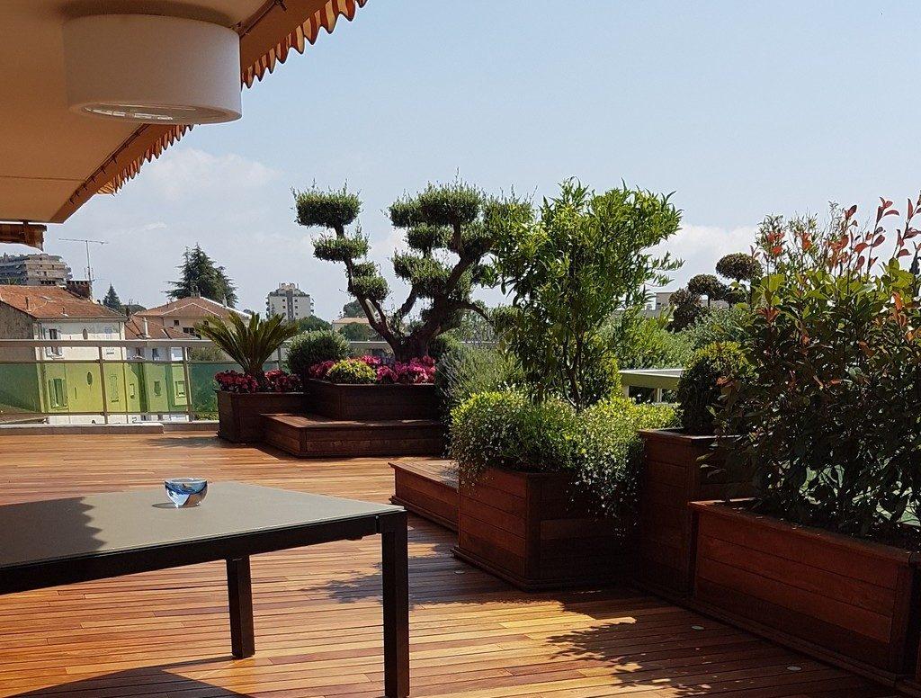 Trois gestes pour embellir une terrasse
