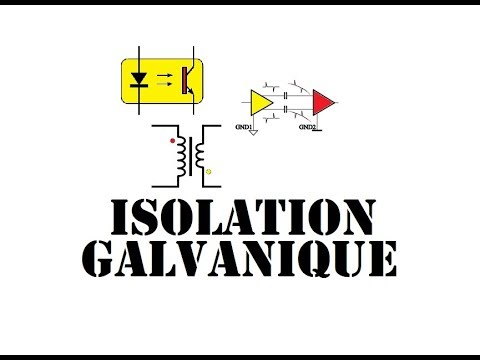 isolation galvanique
